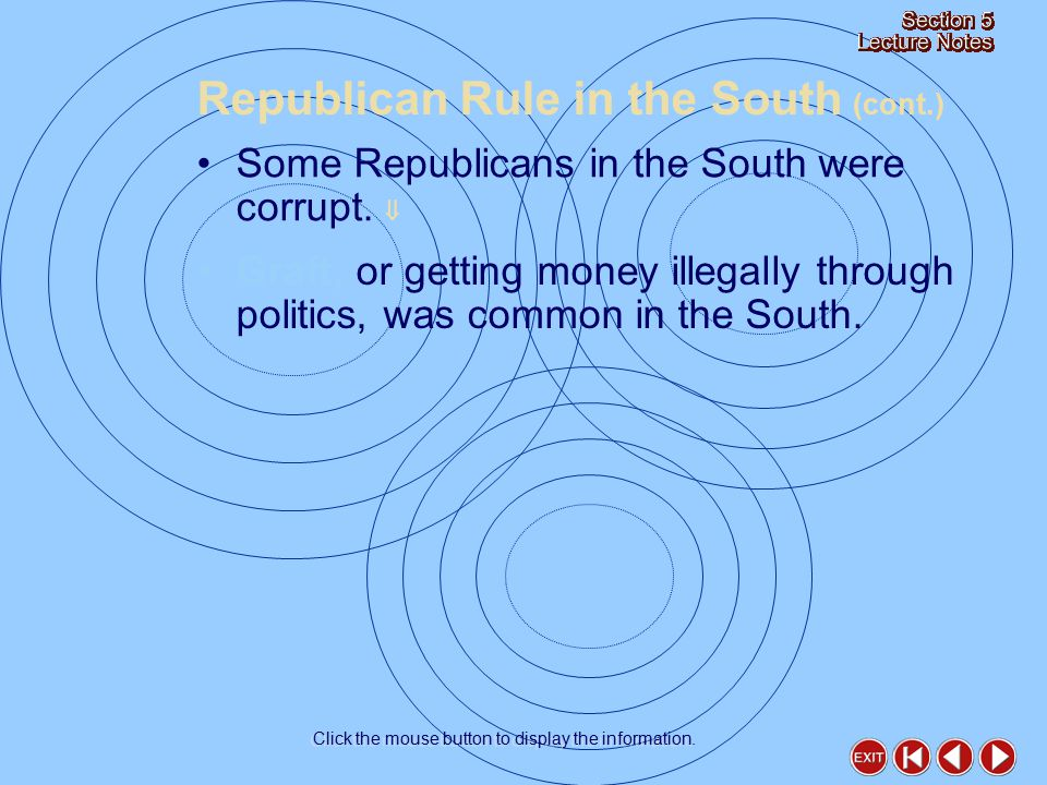 Why did many Southerners want a New South .
