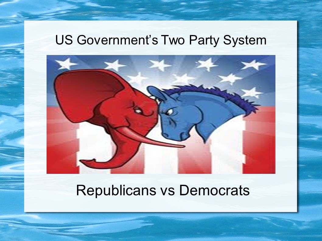 Democratic Party's Beliefs What their website says: Democrats believe that we re greater together than we are on our own—that this country succeeds when everyone gets a fair shot, when everyone does their fair share, when everyone plays by the same rules.