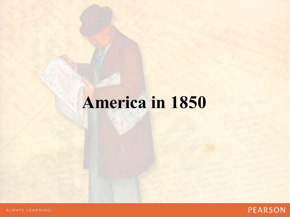 America in 1850