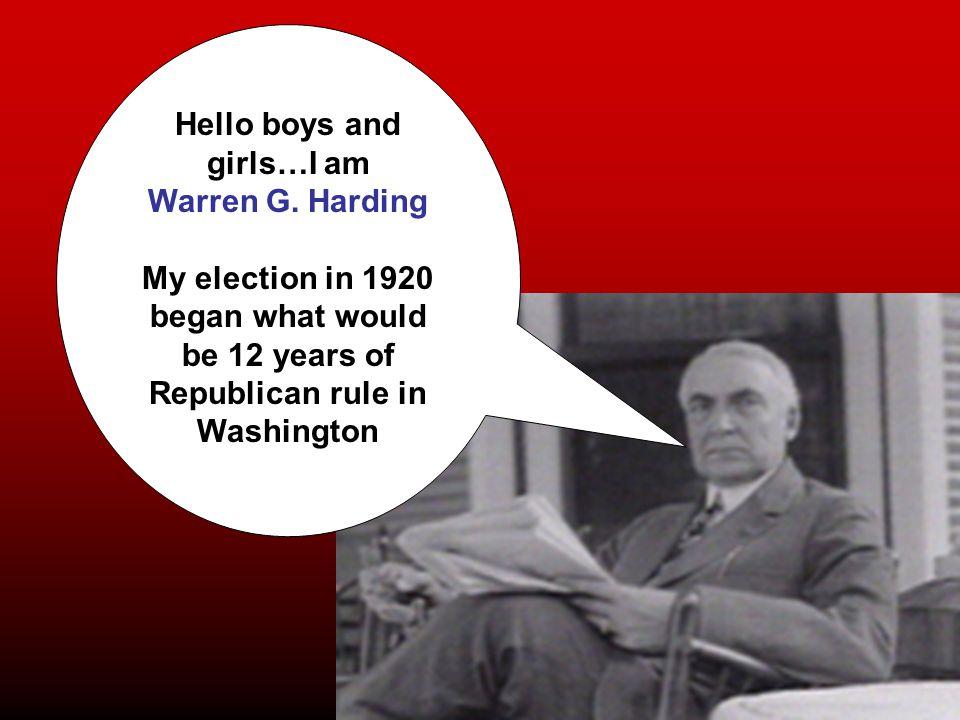 Hello boys and girls…I am Warren G.