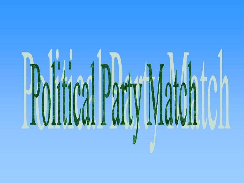 A current political party that is considered the oldest party in the United States