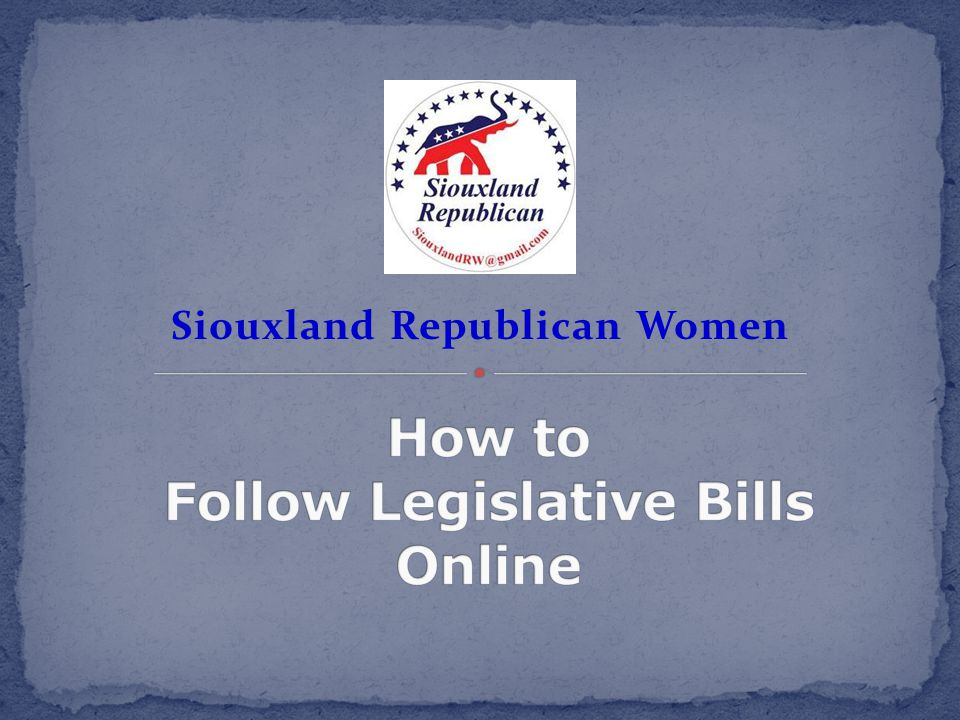 Siouxland Republican Women