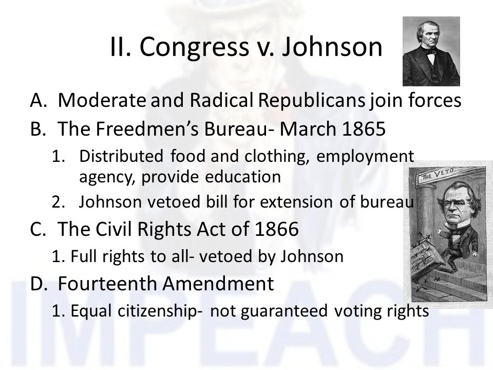 II.Congress v.