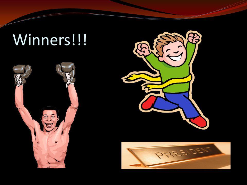 Winners!!!