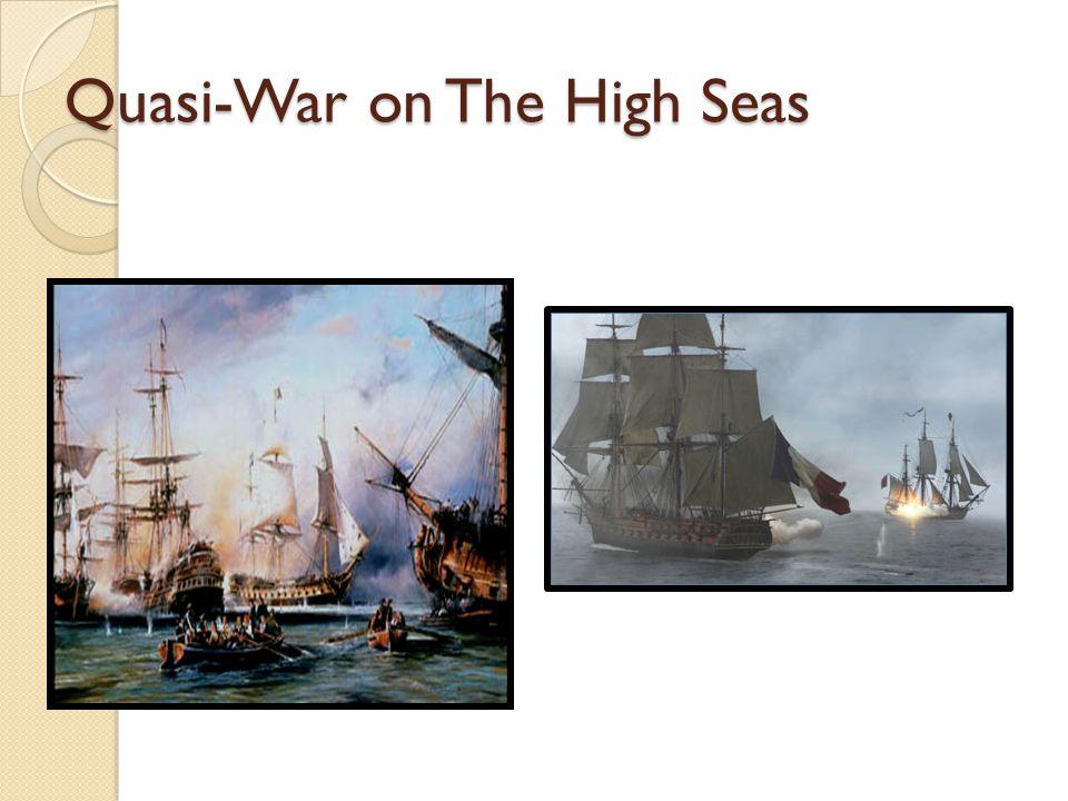 Quasi-War on The High Seas