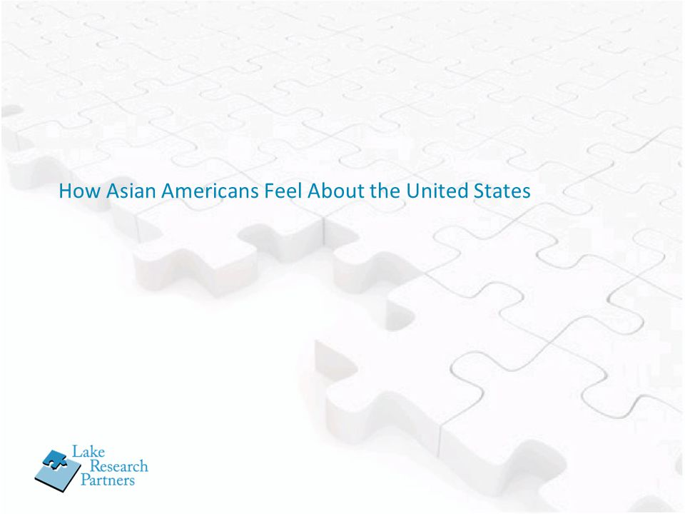 How Asian Americans Feel About the United States