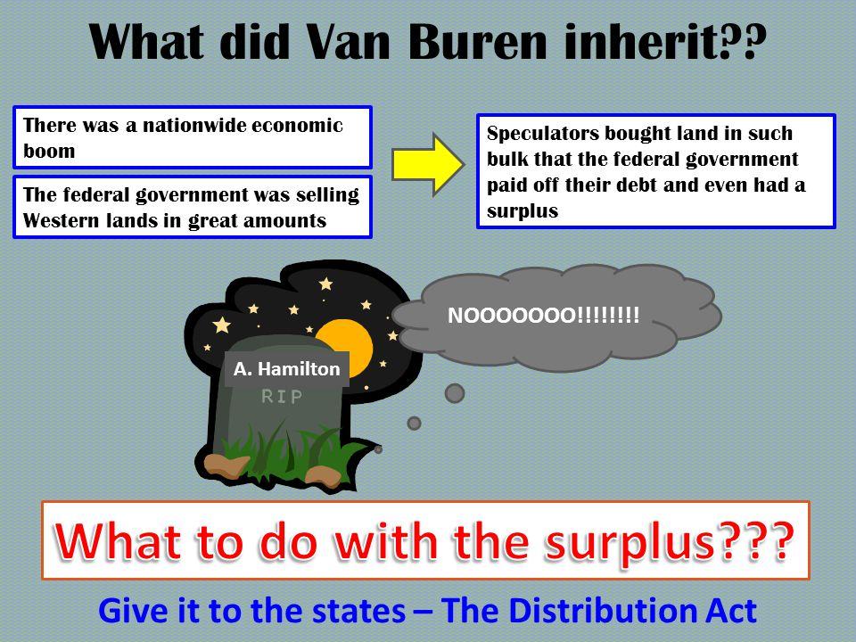 Martin Van Buren Thanks for your support A.J.!!!!!!!!!!! Van B Boys