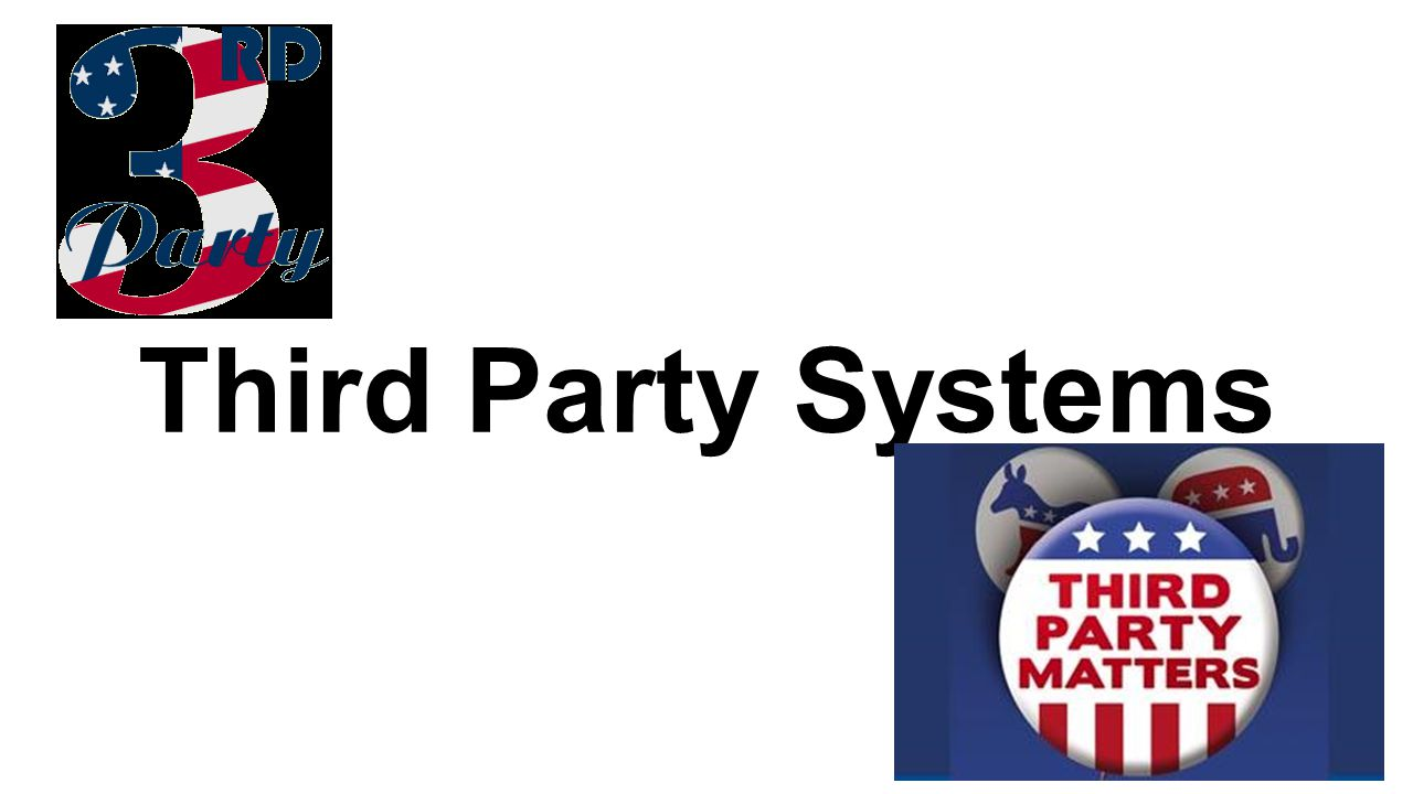 Third Party Systems