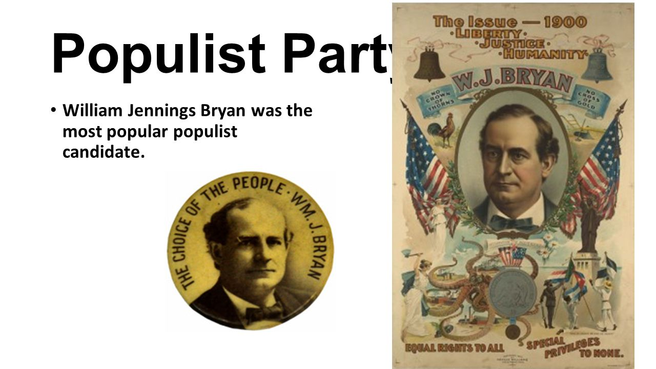 Progressive Party Progressive Party – formed in 1912 as a result of a split in the Republican Party Also known as the Bull Moose Party