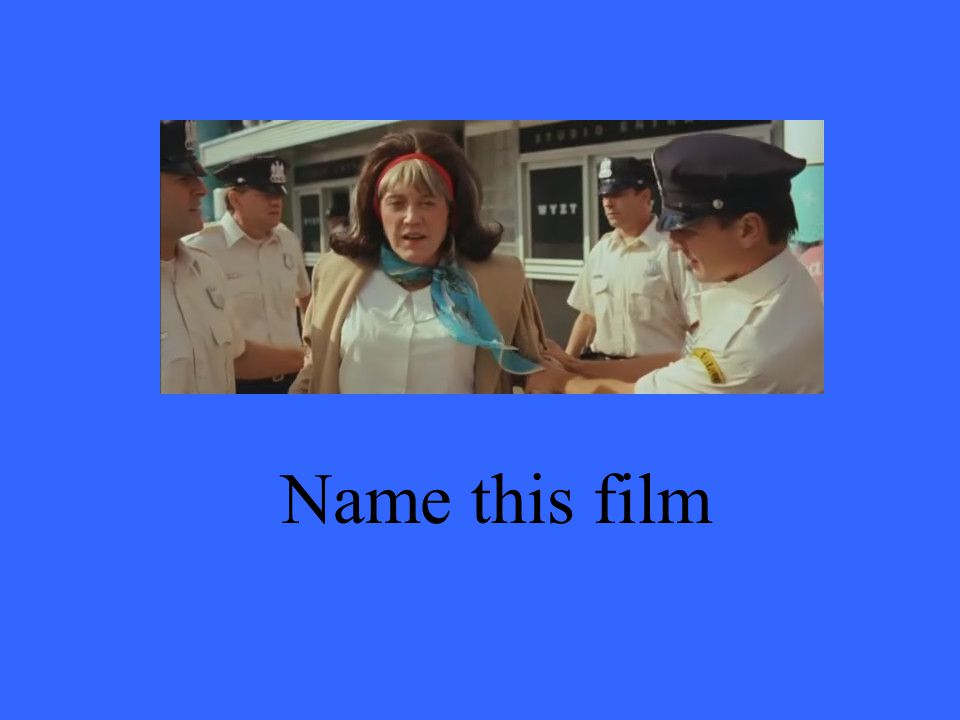 Name this film