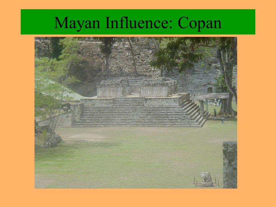 Mayan Influence: Copan