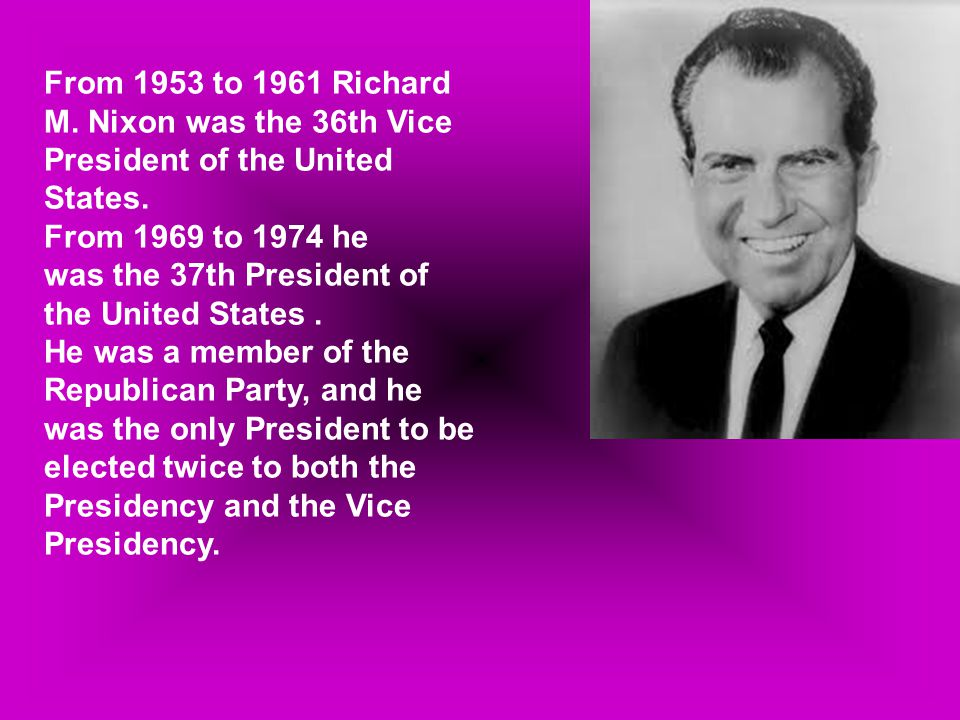 On the foreign front, the most immediate task facing President Nixon was a resolution of the Vietnam War.