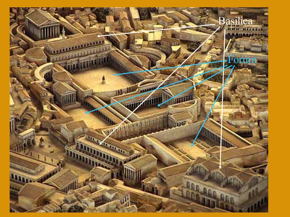 Basilica Forum
