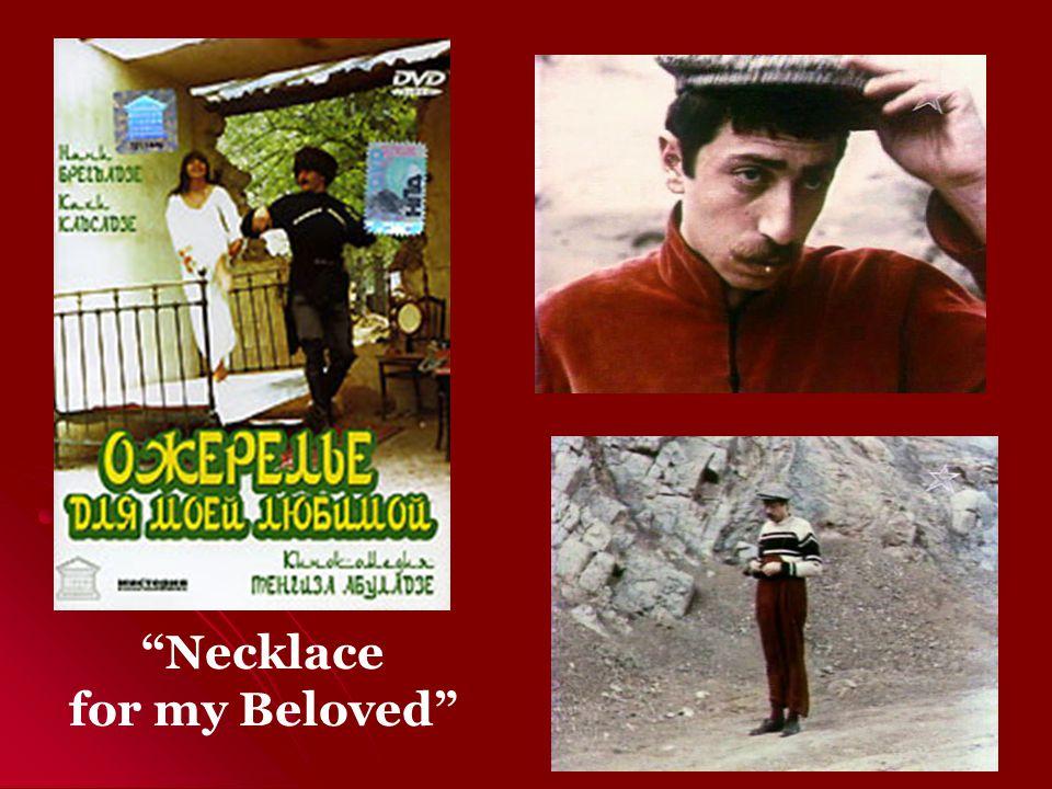 Necklace for my Beloved