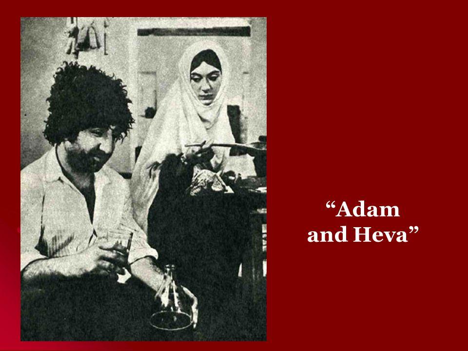 Adam and Heva