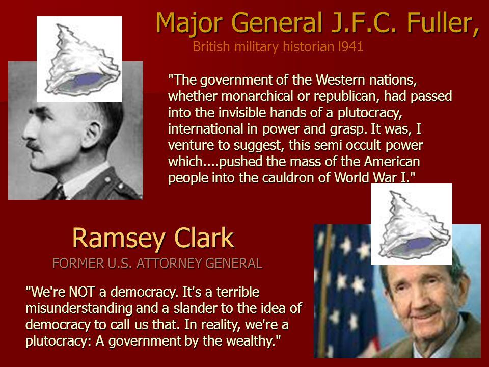 Major General J.F.C.