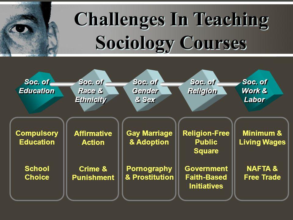 Soc. of Education Soc. of Education Compulsory Education School Choice Soc.