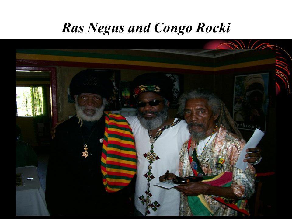Ras Negus and Congo Rocki