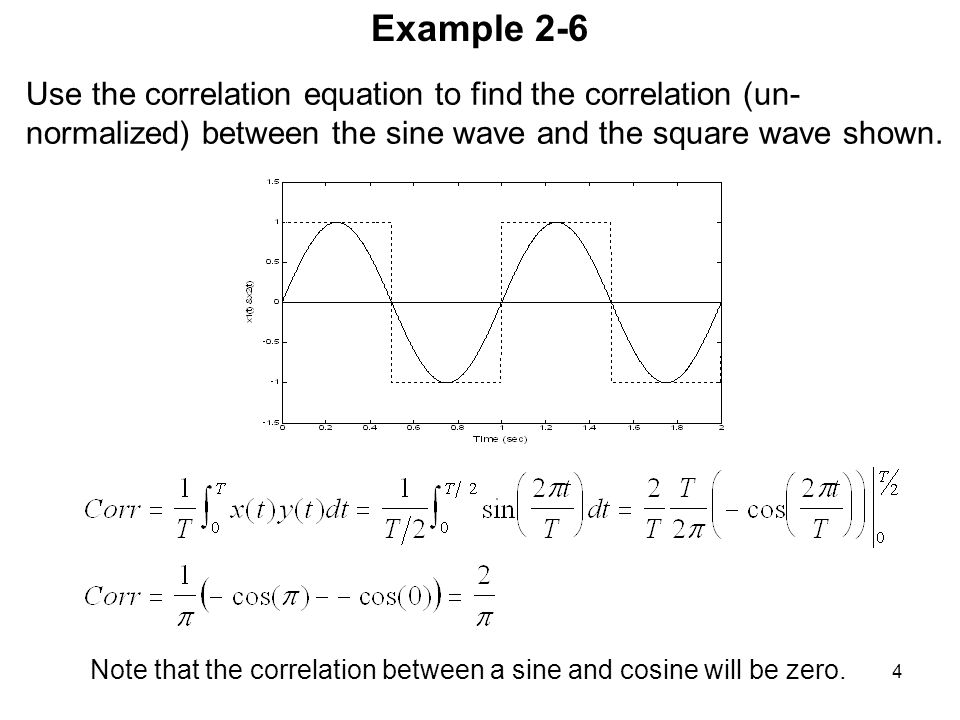 Covariance Covariance computes the variance that is shared between two (or more) signals.