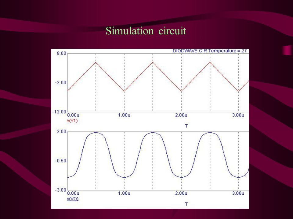 Simulation circuit