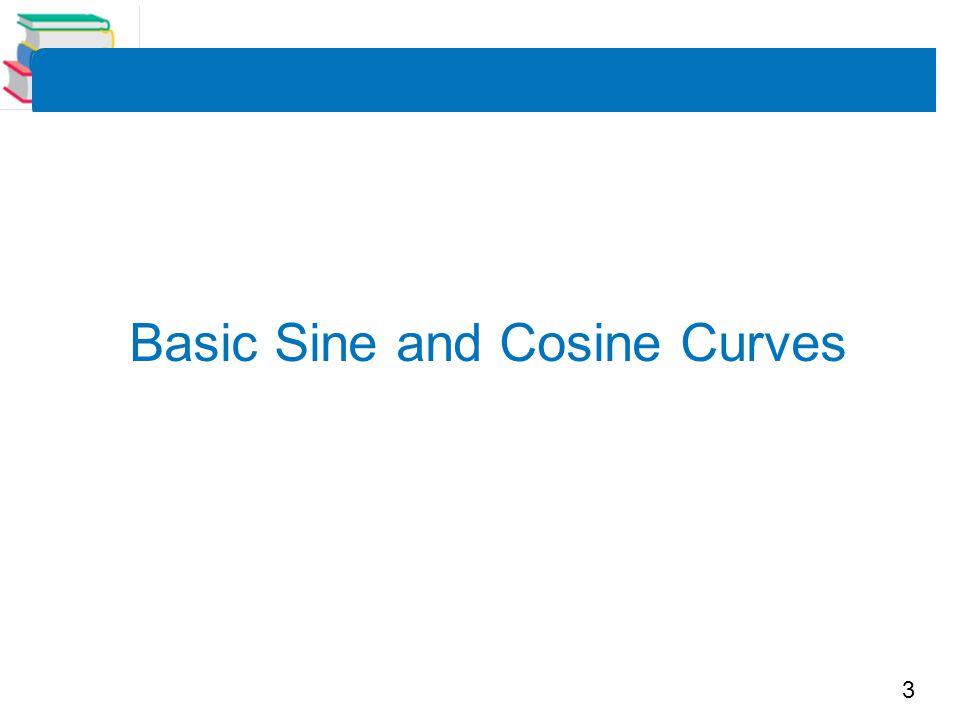 3 Basic Sine and Cosine Curves