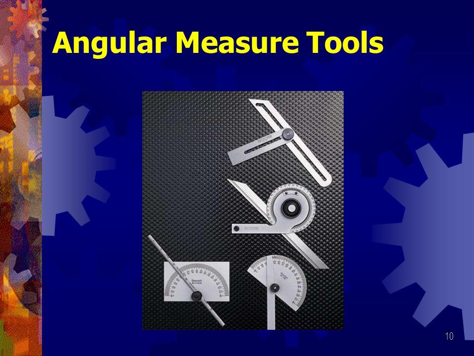 10 Angular Measure Tools