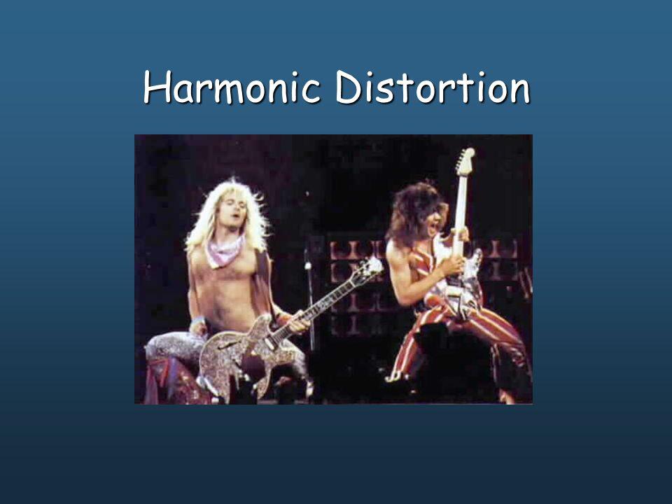 Harmonic Distortion
