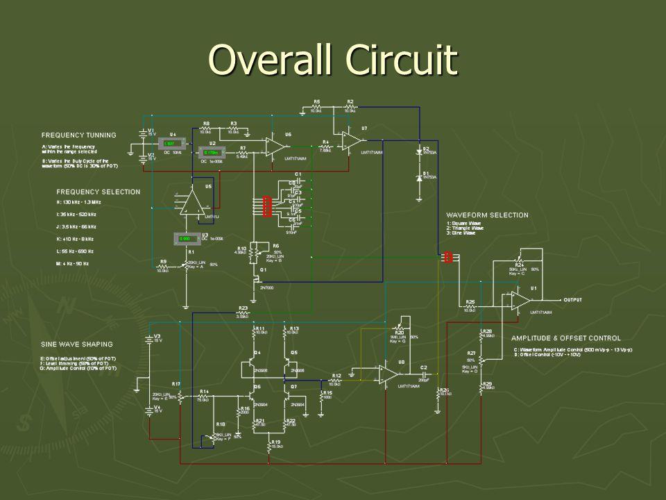 Overall Circuit