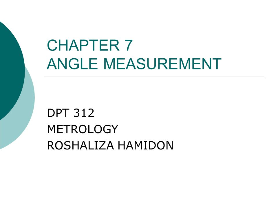 Figure 7.12 & 7.13 Figure 7.12: When reading from 90, these are positions where the angle and its supplement are found Figure 7.13: when reading from 0, there is little danger of confusing the angle and its supplement