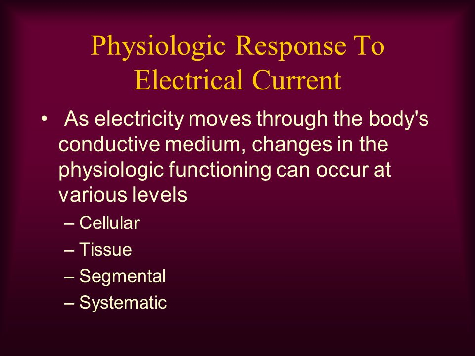 Reducing Edema Distal electrode should be negative Treatment should begin immediately after injury Thirty minute treatment showed good control of volume for 4 to 5 hours High voltage pulsed generators are effective, low voltage generators are not effective