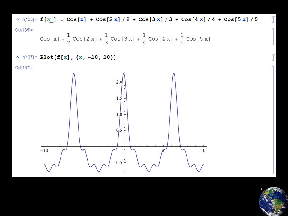 Two Different Velocities What happens if a wave pulse is sent through a dispersive medium.