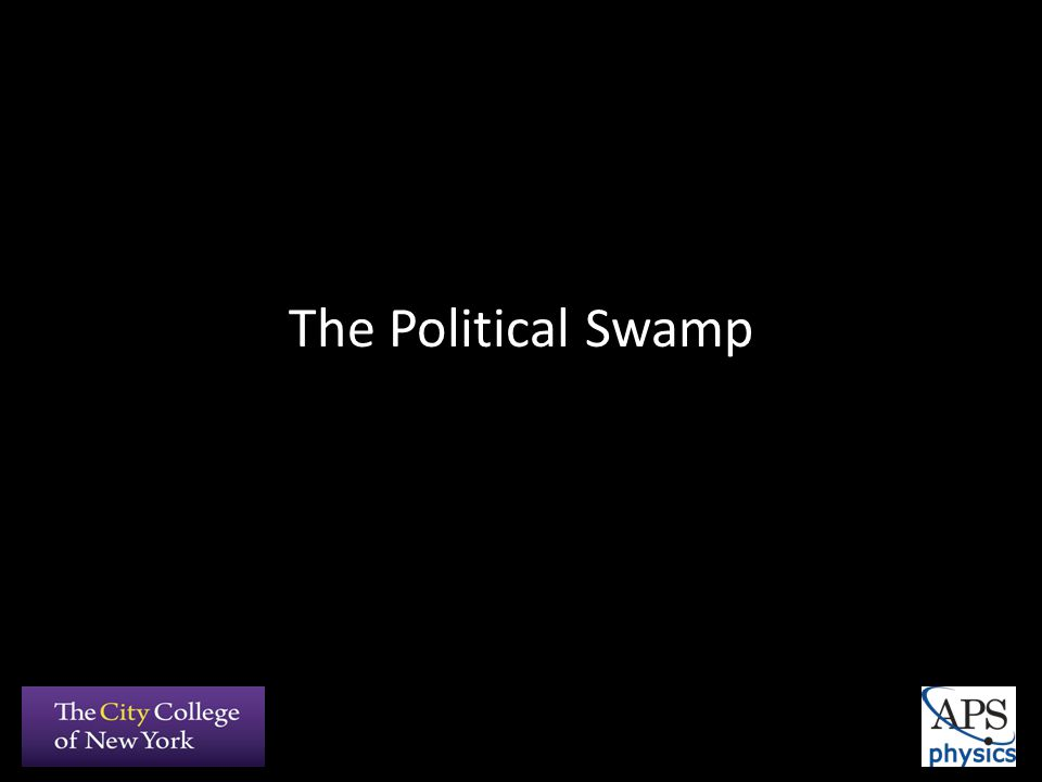 The Political Swamp