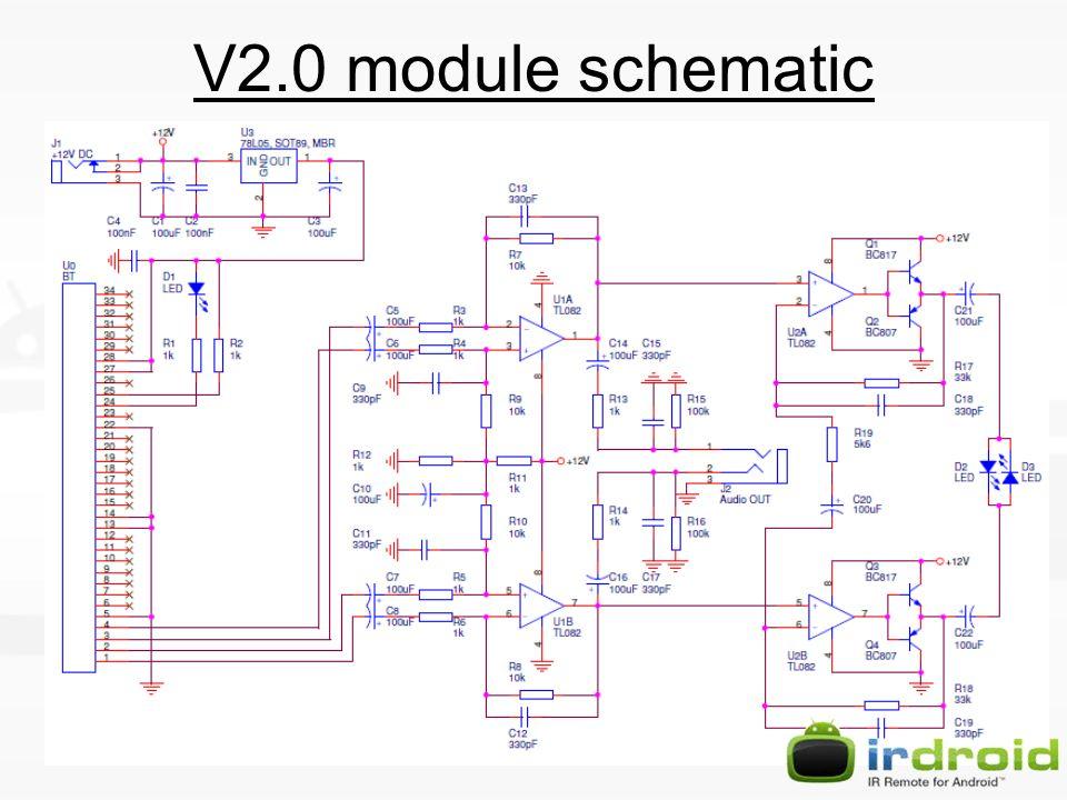 V2.0 module schematic