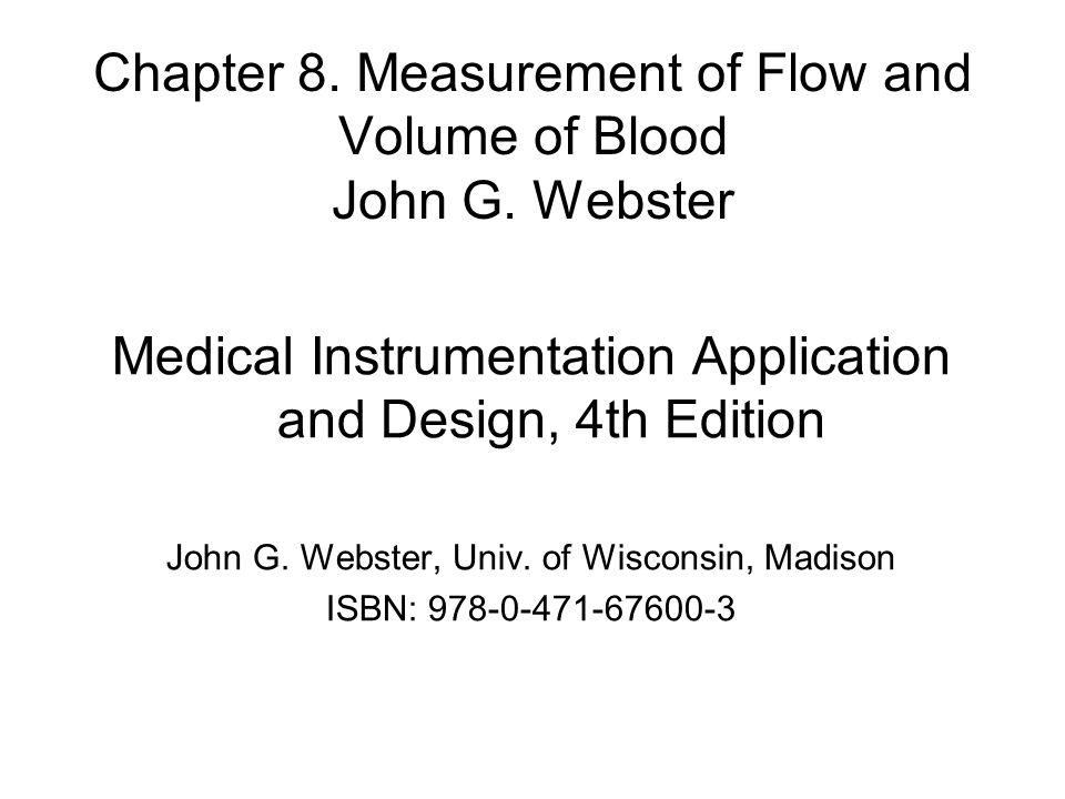 Figure 8.10 Doppler ultrasonic blood flowmeter.