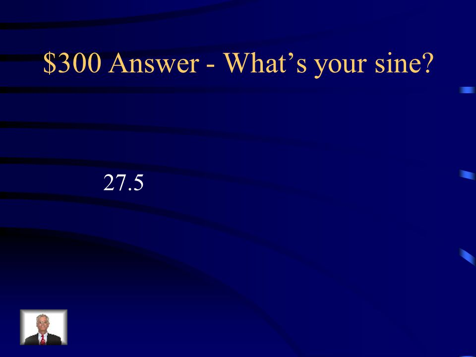 $300 Question - What's your sine Solve for x to the nearest tenth. 48  37