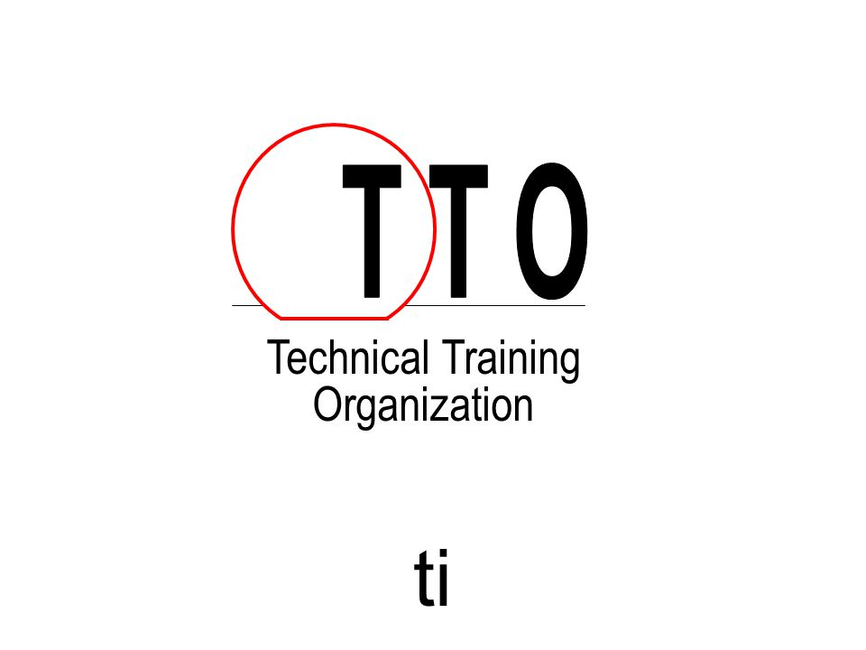 ti Technical Training Organization