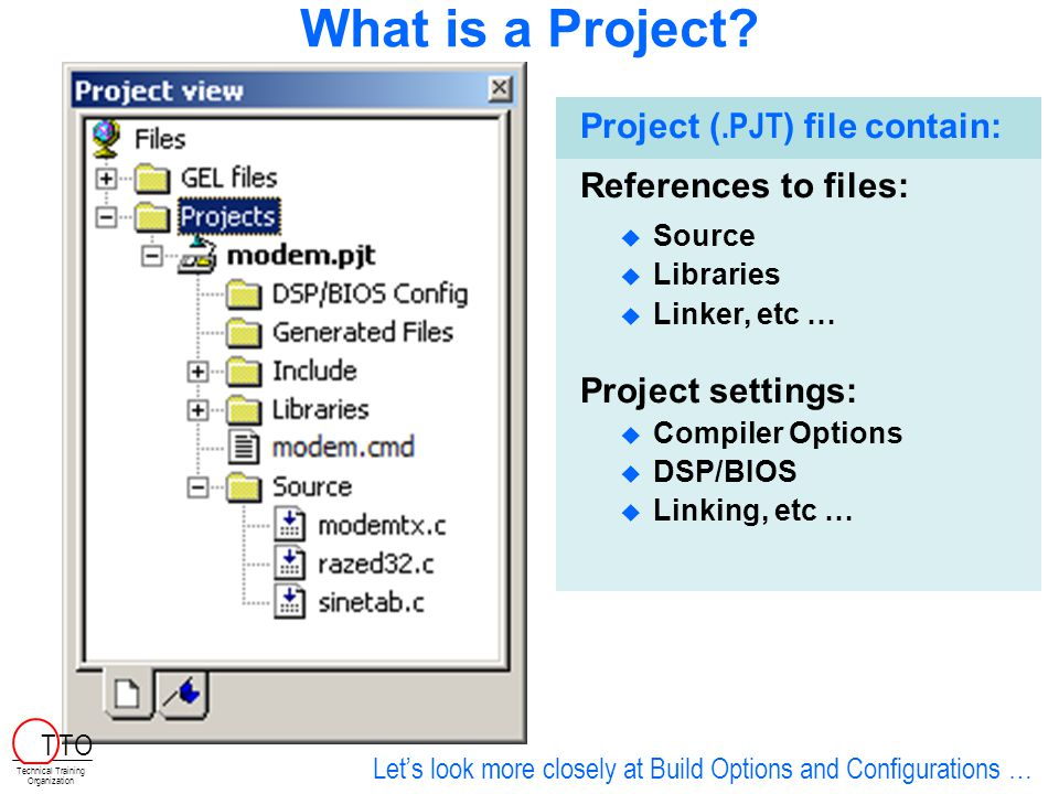 What is a Project.