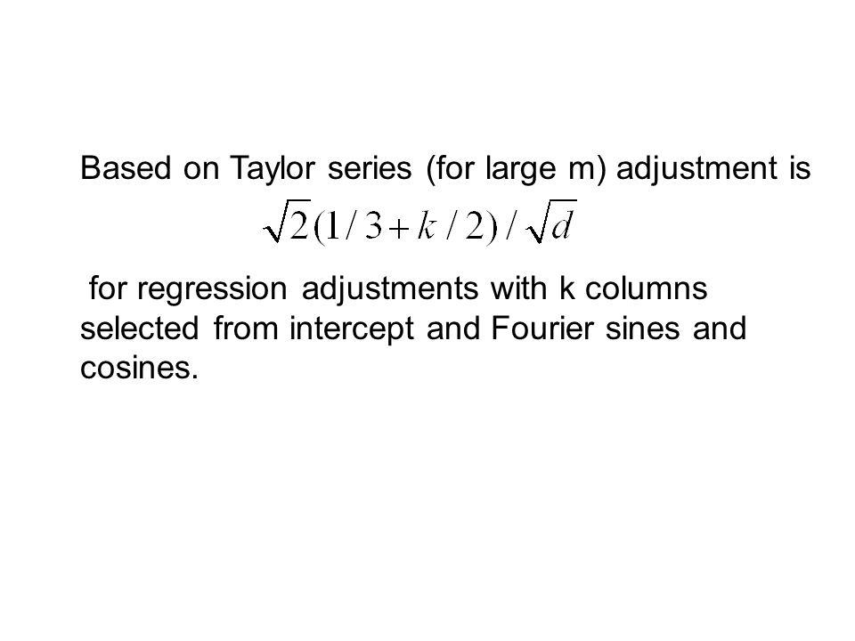 k = rank of X matrix Middle matrix is diagonal. Projection => k diagonal entries 1 rest 0 Denominator quadratic form contains k times maximum eigenval
