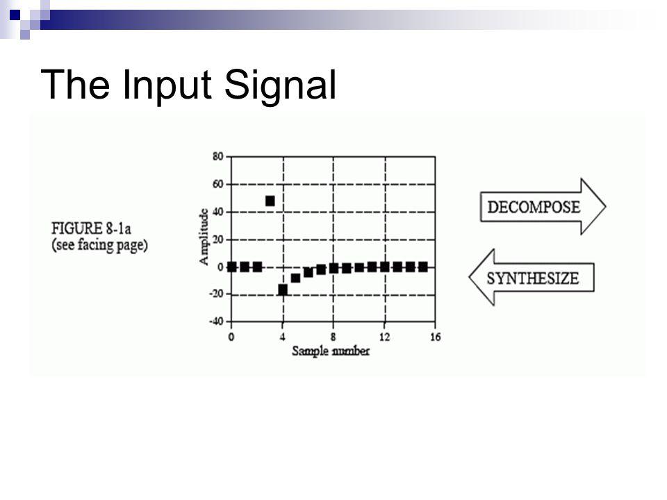 The Input Signal
