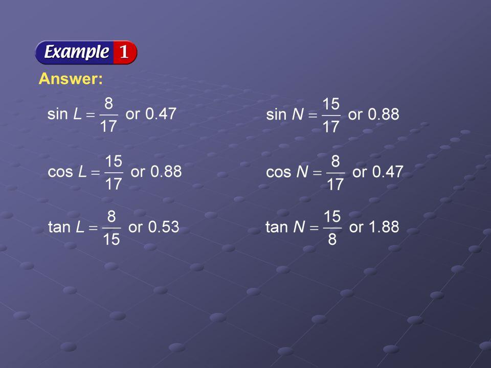 Example 4-1e Answer: