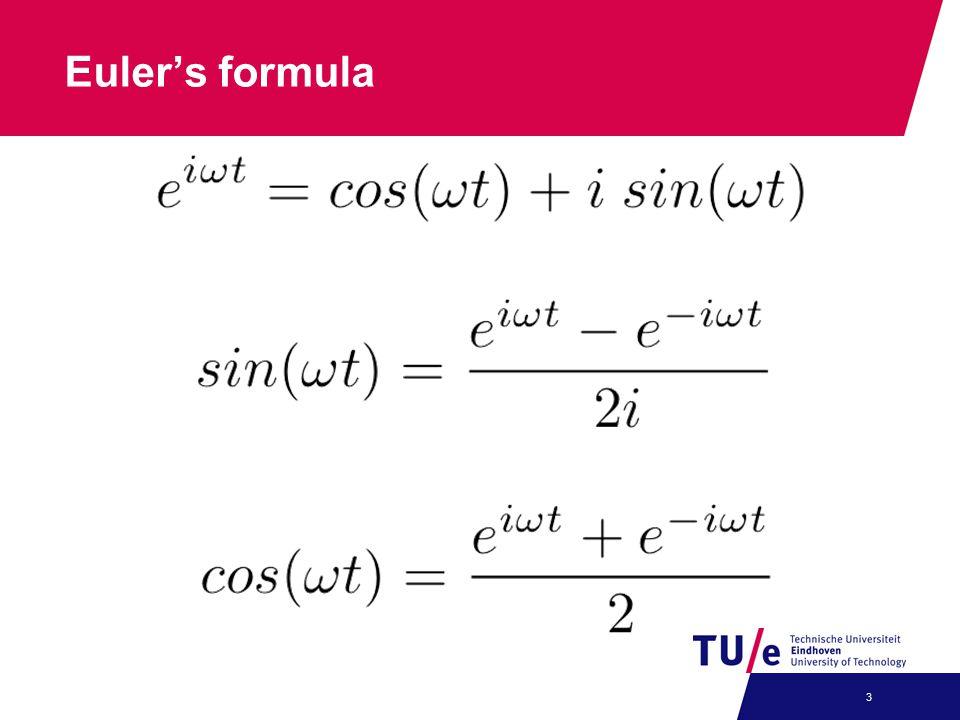 Euler's formula 3