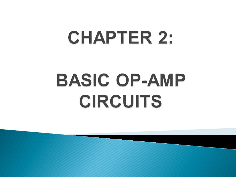  Summing amplifier has two or more inputs.