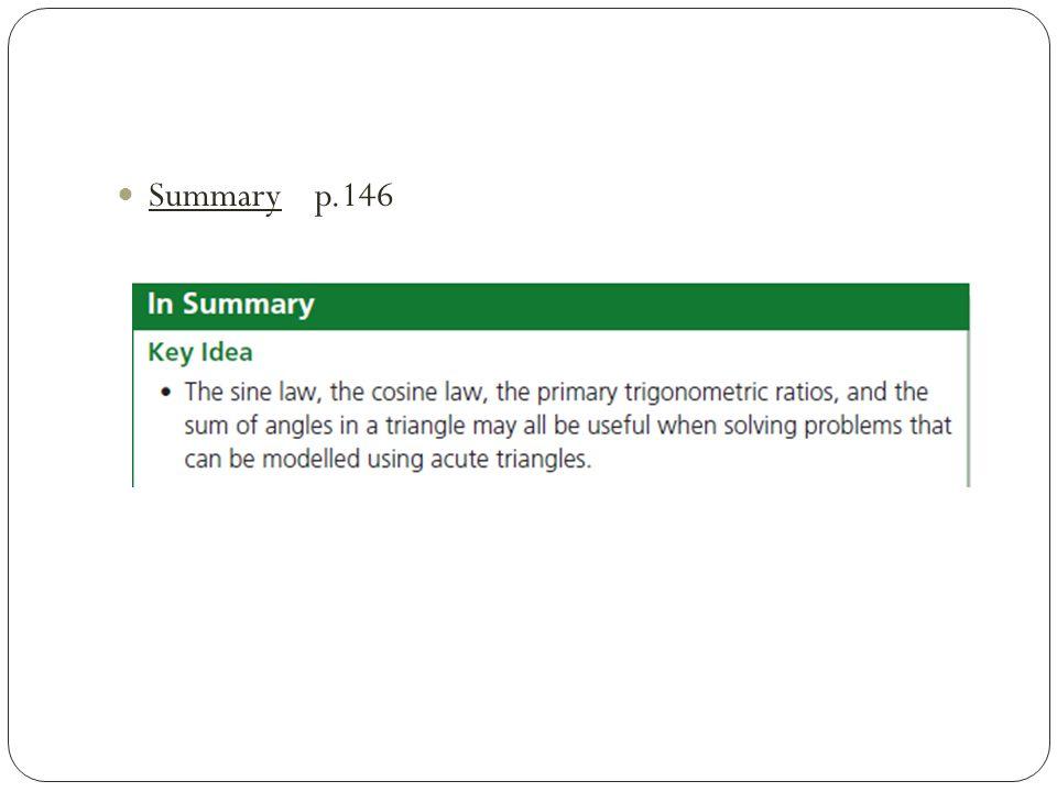Summary p.146