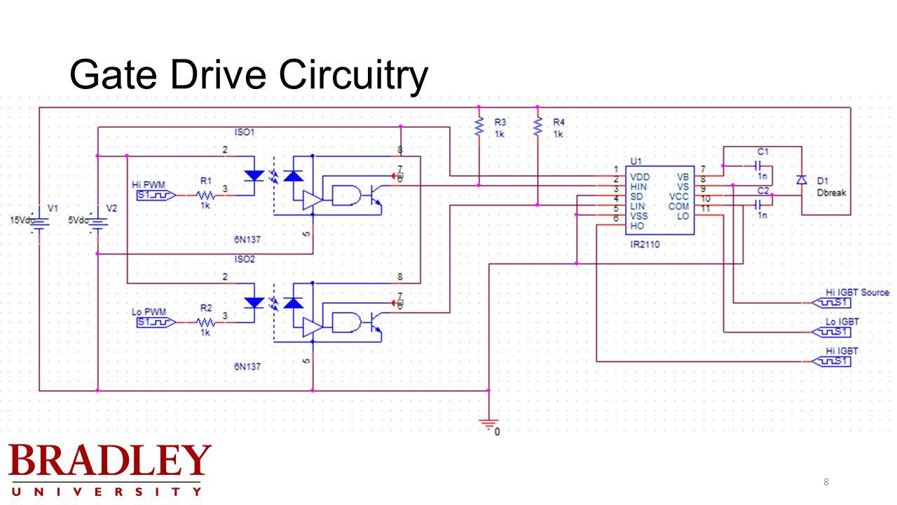 Gate Drive Circuitry 8