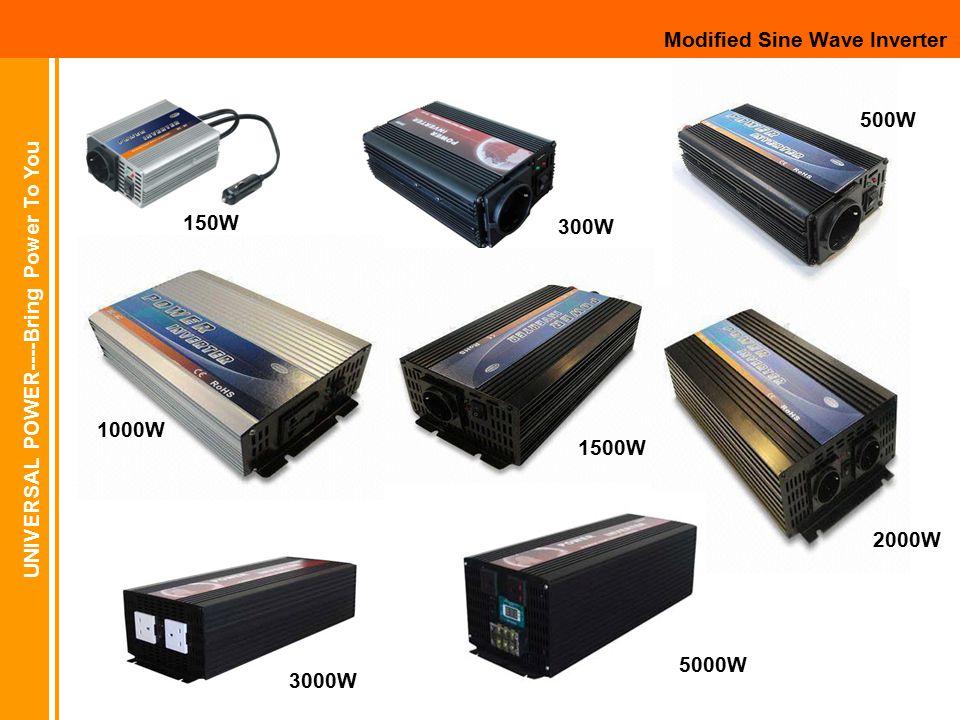 UNIVERSAL POWER----Bring Power To You Modified Sine Wave Inverter 150W 300W 500W 1000W 1500W 2000W 3000W 5000W
