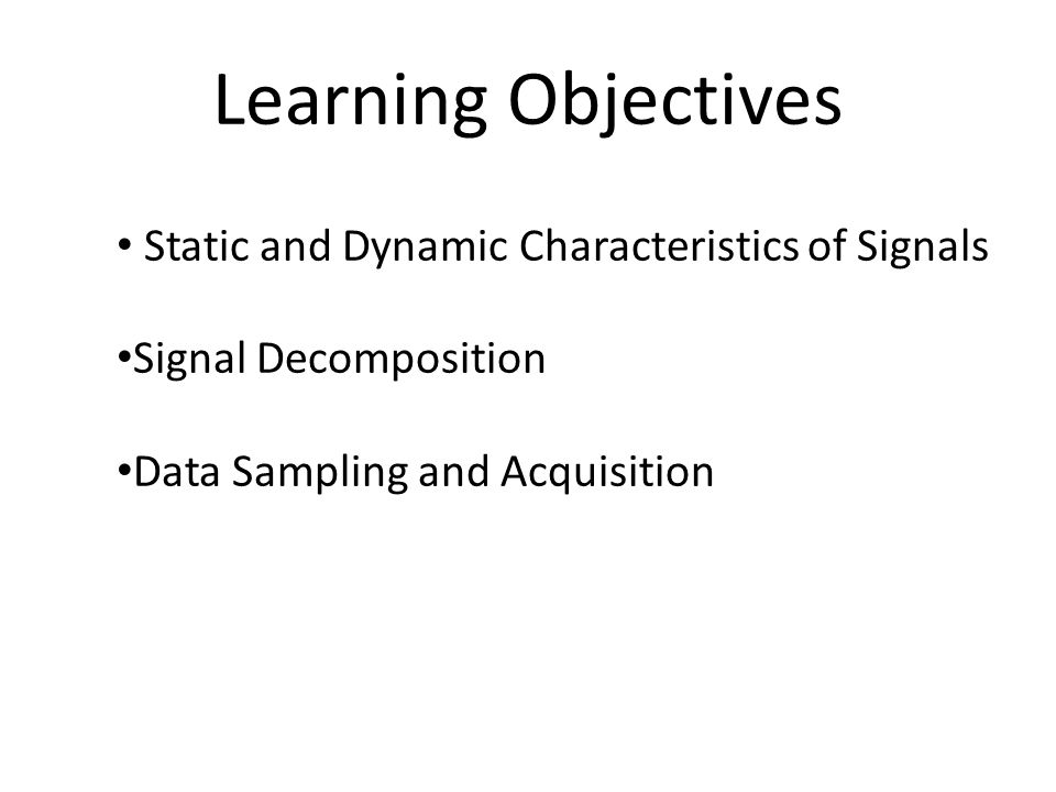 Signals, Systems, Data A Signal is the function of one or more independent variables that carries some information to represent a physical phenomenon.