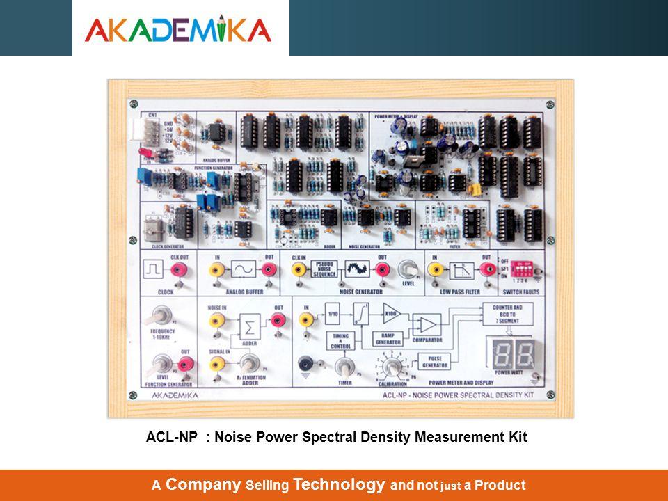ACL-NP : Noise Power Spectral Density Measurement Kit