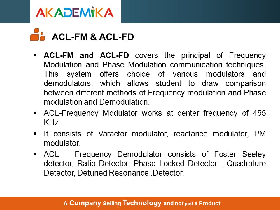 ACL-FM : Frequency Modulation Transmitter Kit