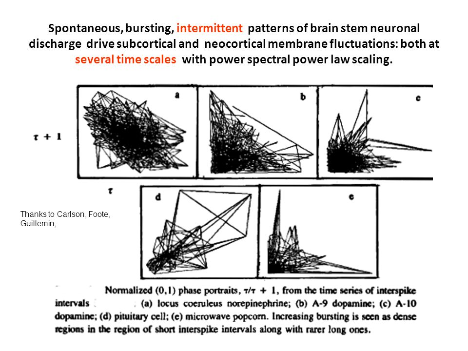 AG YM SP …equating entropy increase as the spontaneous dispersal of energy, namely how much energy is spread out in a process, or how widely dispersed it becomes... Leff, 1996,2007 Phase portraits of IMF 3,4,5 of C16-ssds(i) in AG, control, YM, intermediate state, and SP, typical medicated schizophrenic proband.