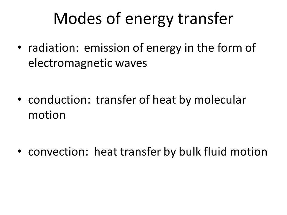 Stefan-Boltzmann law J t = total radiant flux  = emissivity = 1 for a black body ; 0.9 to 1.0 for soil  = Stefan-Boltzmann constant = 5.67 x 10 -8 W m -2 K -4 T = temperature of the emitter (K) Radiation